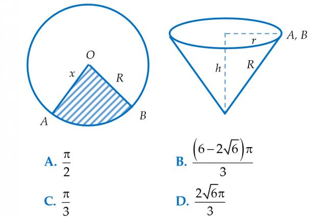 Công thức giải nhanh hình học không gian
