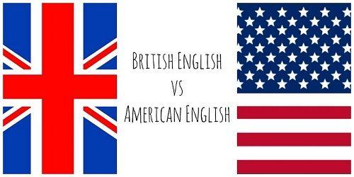 Phân biệt một số từ Anh Anh và Anh Mỹ